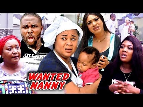 Download WANTED NANNY Complete 1&2(Trending New Movie ) Uju Okoli 2021 Latest Nigerian New Nollywood Movie