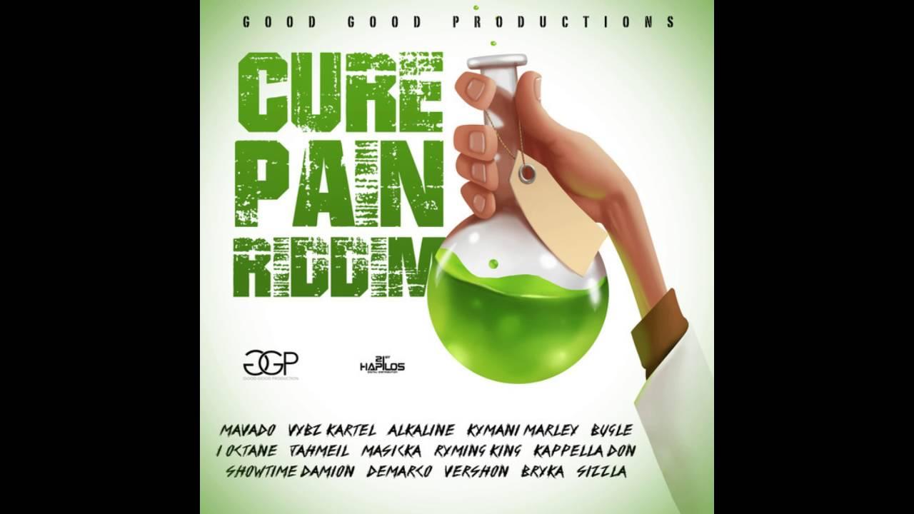 Cure Pain Riddim - Kartel,Alkaline,Mavado,Demarco,Octane
