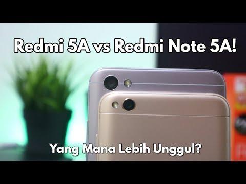 Redmi 5A Vs Redmi Note 5A, Wajib Tau Sebelum Beli!
