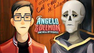 РАДИ ХАЙПА ДАЖЕ В АД ► Angelo And Deemon 1