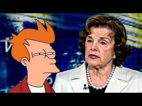 Not Sure if Diane Feinstein is Just Lazy or Totally Incompetent
