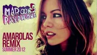 Maroon 5 - Payphone (Amarolas Remix)
