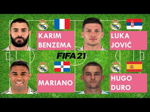 Karim Benzema vs