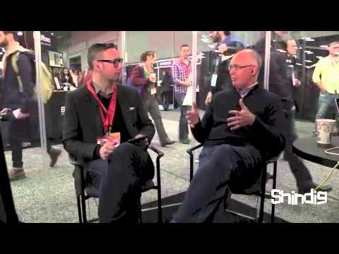 John Ellett on The Economist Group's Lean back Live from SXSW