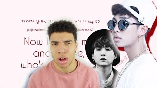 Video THE QUICKEST RAPPERS?! REACTING TO BTS 'Cypher Pt.1' (K-POP) download MP3, 3GP, MP4, WEBM, AVI, FLV Agustus 2018