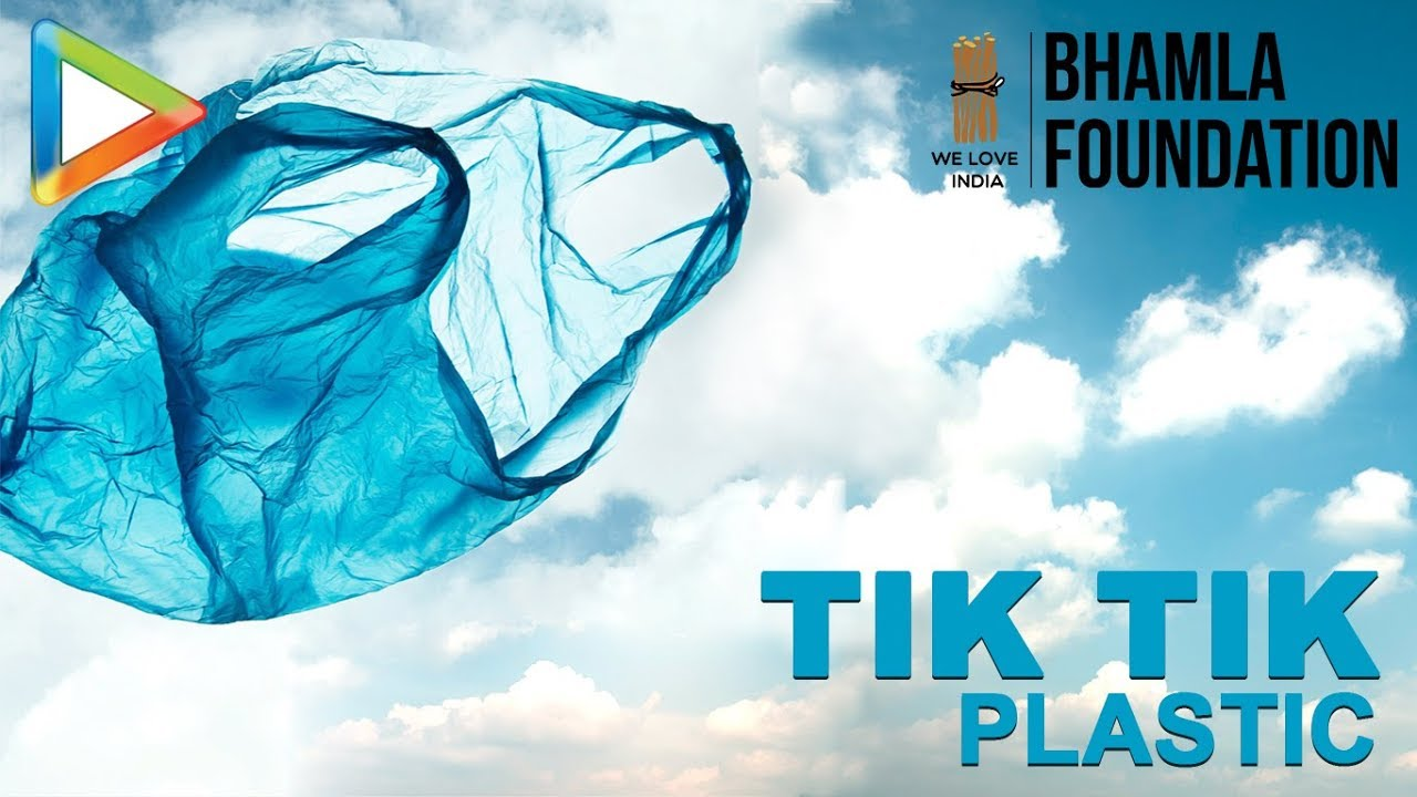 Tik Tik Plastic Official Song Beatplasticpollution Anthem Bhamla Foundation Shaan