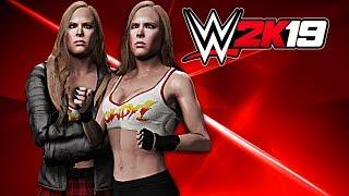 WWE 2K19: Ronda Rousey Trailer