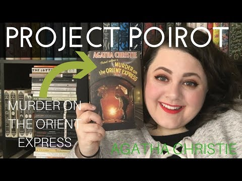 """SPOILER FREE """"Murder on the Orient Express"""" by Agatha Christie 