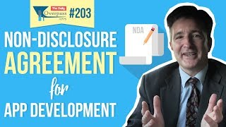 Non-Disclosure Agreements (NDAs) for App Development