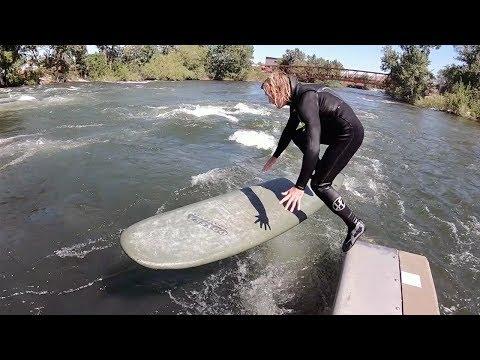 SURFING IDAHO, UTAH & WYOMING in ONE DAY! (TRIFECTA)