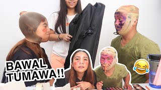 TRY NOT TO LAUGH With Daddy 😂 (Bugahan Tubig!!) | Ry Velasco