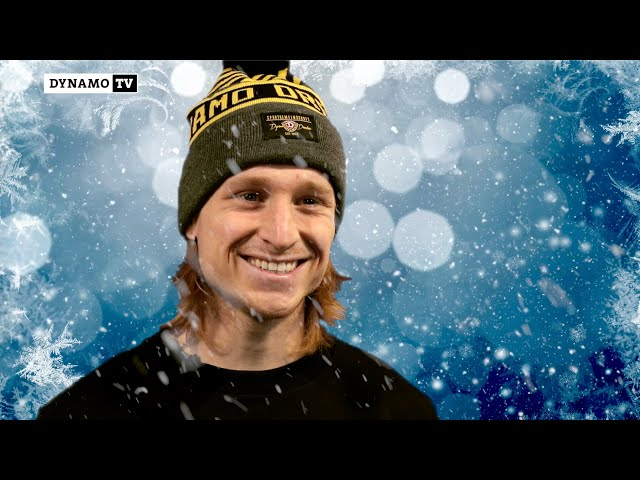 Frohe Weihnachten, liebe Dynamos!