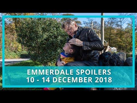 Emmerdale Spoilers | 10th - 14th December 2018
