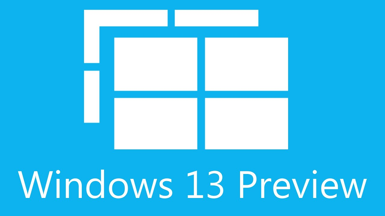 windows 13 preview version showcase ushering a new era