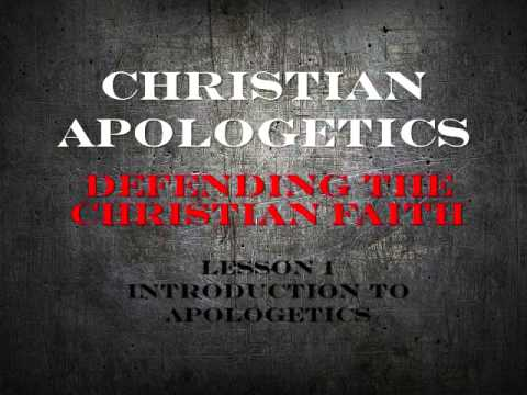 christian apologist essay Rebuttals, refutations, and critiques of christian apologetics and apologists.