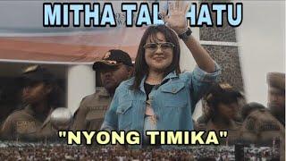 Mitha Talahatu Menghibur Ribuan ASN dan Honorer PEMKAB Mimika dengan Lagu Nyong Papua
