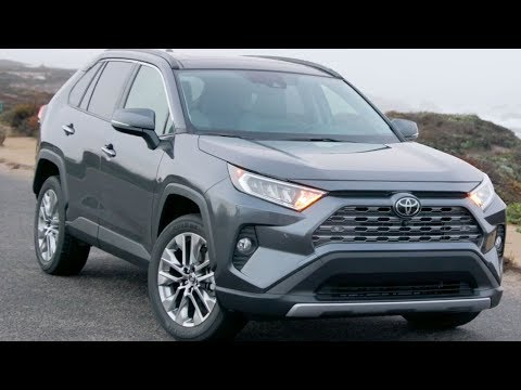 2019 Toyota RAV4 Limited FWD - REVIEW!!