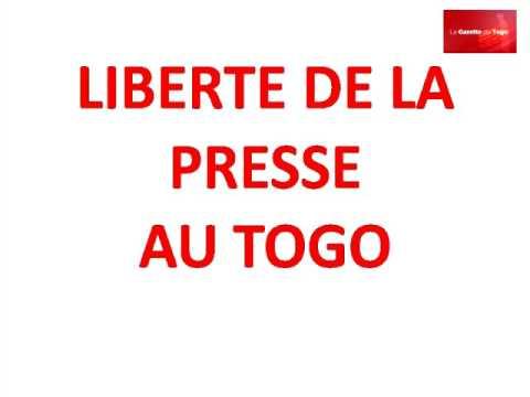 Idelphonse AKPAKI se prononce sur la liberté de presse au Togo