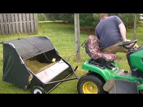 52 Inch  Agri-Fab Lawn Sweeper