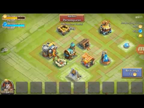 Castle Clash Destroy The Building And Win The 850k Gems