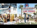 LAS VEGAS VLOG DAY 3&4 | LINQ HIGH ROLLER, FASHION SHOW MALL & BELLAGIO FOUNTAINS FROM COSMOPOLITAN