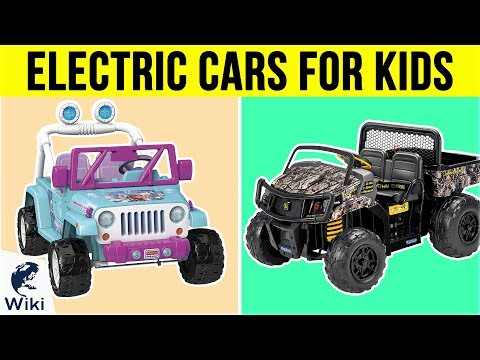 Top 10 Electric Cars For Kids of 2019 | Video Review