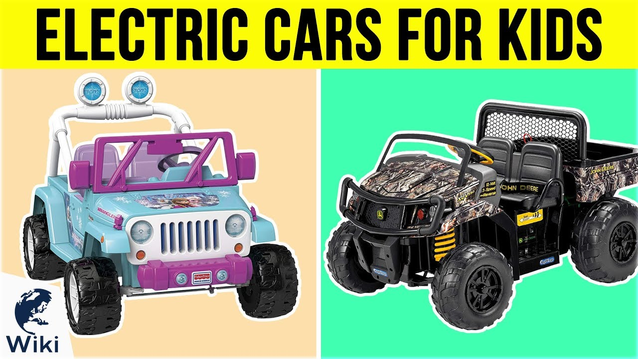 10 Best Electric Cars For Kids 2019 Youtube