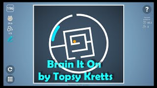 brain it on level 196