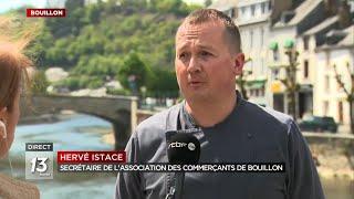 Coronavirus: la ville de Bouillon regrette d'être en tête du classement des communes les plus i...