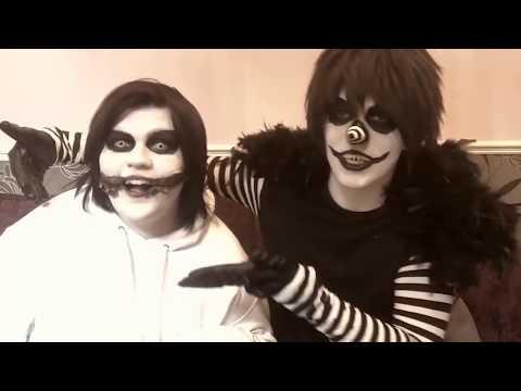 JEFFY AND JACKY REACT [CreepyPasta]