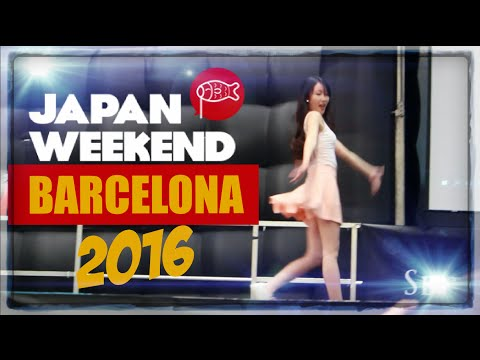 JAPAN WEEKEND BARCELONA 2016 | (K-POP) EXHIBICIÓN DANCE COMPLETA