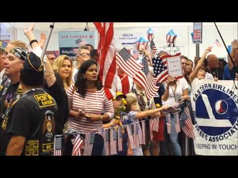 Commissioner Carl Shechter Honor Flight