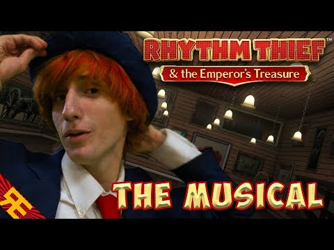 RHYTHM THIEF THE MUSICAL [by Random Encounters]