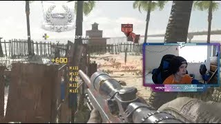 I HIT AN INSANE MWR CLIP IN 2019!! (+60!)