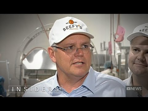 Was this Scott Morrison's 'Clarke and Dawe' moment?   Insiders
