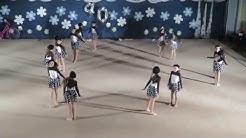 Vihti-Gym Kevätkimara 14.5.2016 - Korennot tanssillinen voimistelu