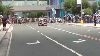 Lotus F1 Demo Run at the Mall of Asia