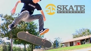 Skateboarding Trick Tips | Frontside Flip