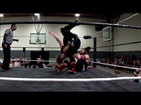 [FREE MATCH] Noah Ray vs Drex Dyer (wwe aew pro wrestling indy wrestling independent wrestling)