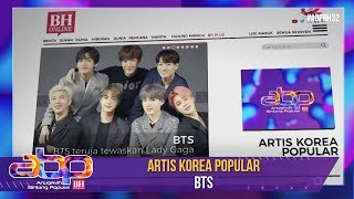 BTS - Artis Korea Popular | #ABPBH32