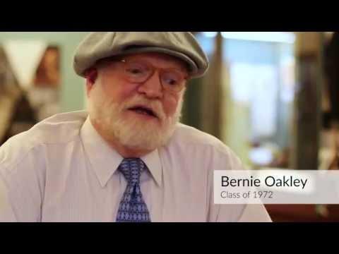 Carolina Fashion: Bernie Oakley, UNC '72
