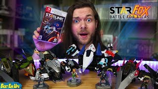 StarFox Battle For Atlas Is BEST On Nintendo Switch