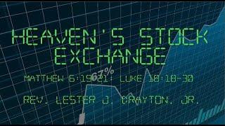 Heaven's Stock Exchange