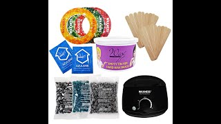 Home Wax Kits from The Body Department