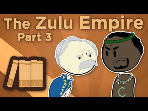 Africa: Zulu Empire - Diamonds in South Africa - Extra History - #3