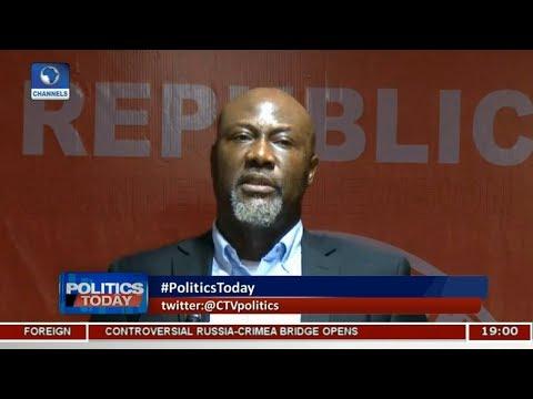 Political Round Up: Senator Dino Melaye Granted Bail |Politics Today|