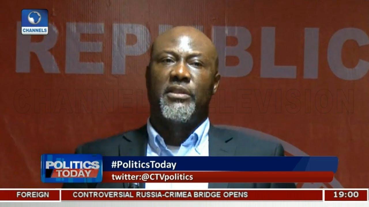 Political Round Up: Senator Dino Melaye Granted Bail  Politics Today 