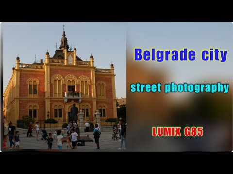 Belgrade street Photography/ serbian street photography #serbia #belgrade #europe #LUMIX G85