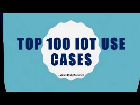 Top 100 IoT Use CASES