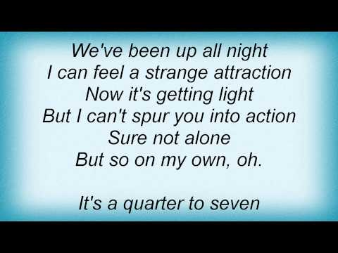 Elastica - All-Nighter Lyrics